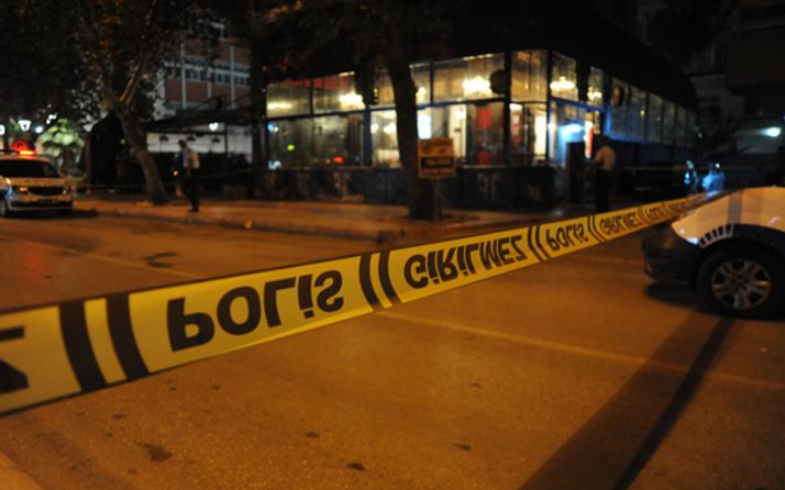 Adana'da restoranda silahlı çatışma ölü ve yaralılar var