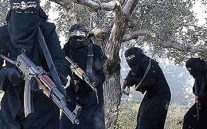 IŞİD'den kaçan kadın teröristten kan donduran itiraflar