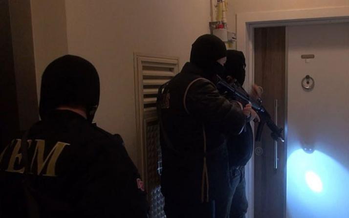 Eskişehir'de IŞİD lideri yakalandı...