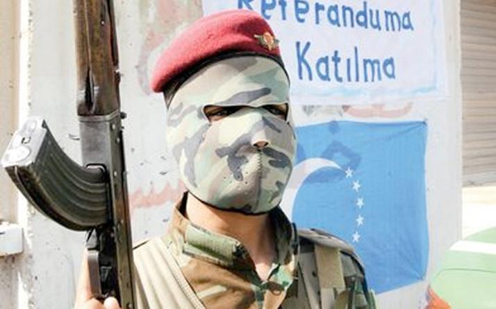 Kerkük'te 'son akıncılar' Türkiye'de eğitildiler