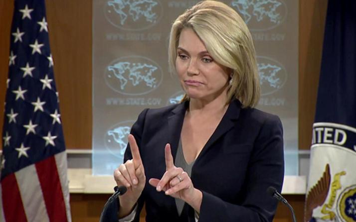 ABD'den Barzani'ye sert tepki