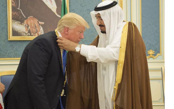 Suudi Arabistan'ın Trump'a hediyesi dudak uçuklattı