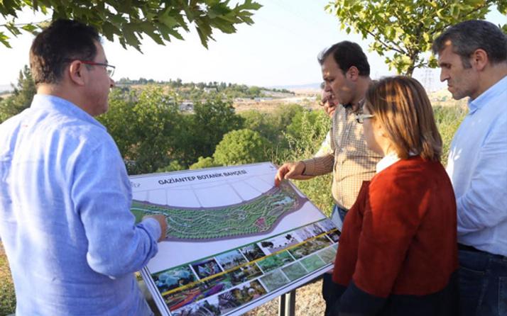 Gaziantep'in yeni vizyon projesi İngiltere örnek alındı