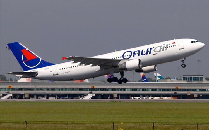Onur Havayolları'nın yeni ismine bakın turizme hareket gelecek