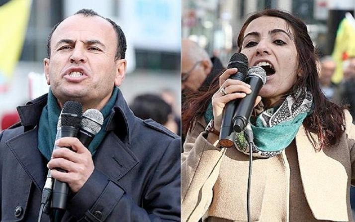 Vekilliği düşürülen 2 HDP'li icralık oldu! Maaşı alıp yemişler