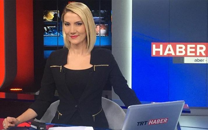 """""""TSK sivilleri hedef aldı"""" diyen TRT spikeri hakkında soruşturma"""