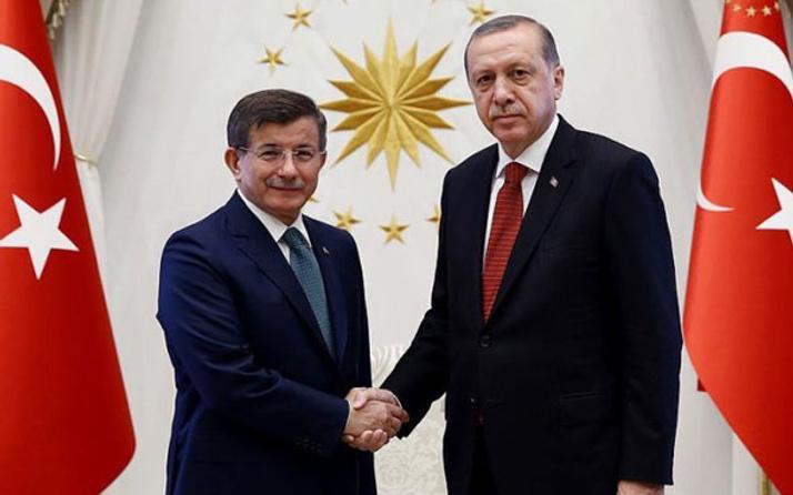 Erdoğan ile Davutoğlu 3 saat görüştü! Ne konuştular?