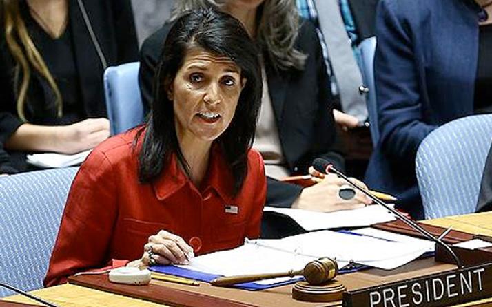 ABD BMGK'yi İran için acil toplantıya çağıracak