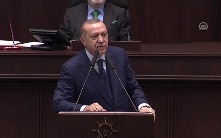 Erdoğan'dan bomba ÖSO çıkışı! Kılıçdaroğlu'na ağır konuştu...