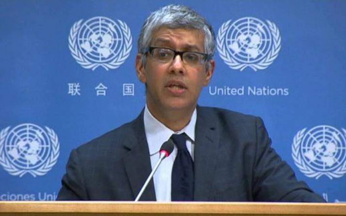 BM'den Zeytin Dalı Harekatı için küstah açıklama!