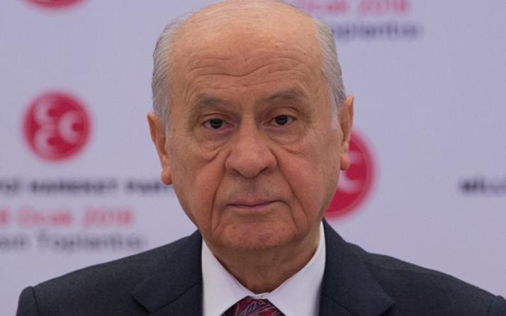 Devlet Bahçeli'den 2019 seçimi için bomba Erdoğan kararı