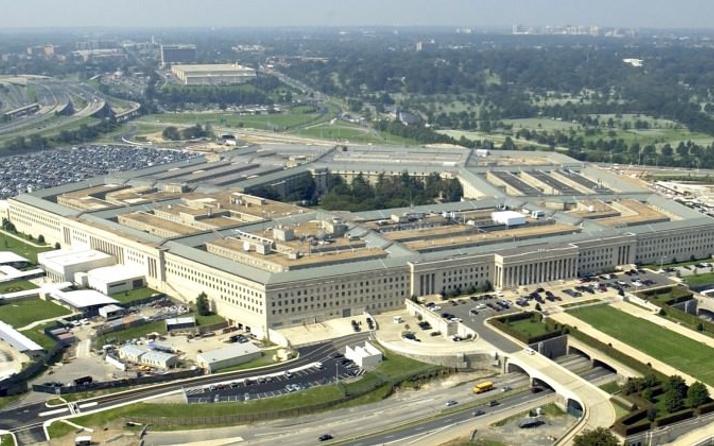 Pentagon'da cinsel taciz protestosu