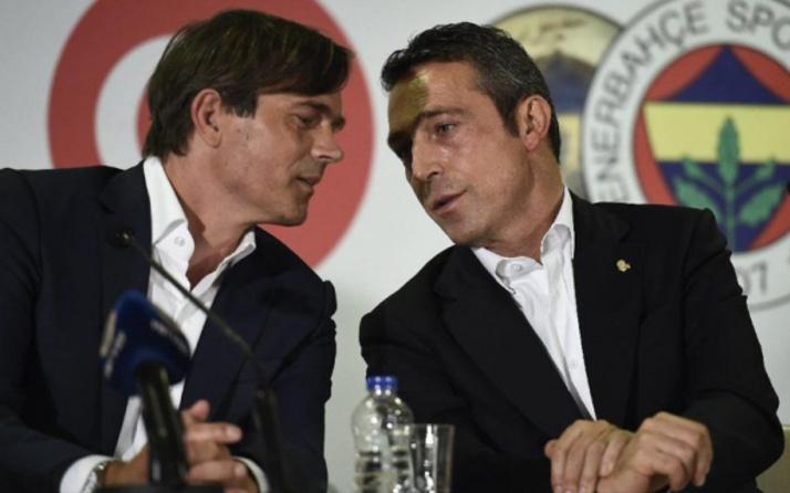 Fenerbahçe, Cocu'nun istifasını istedi! Aldıkları cevap ise...