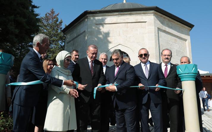 Erdoğan ile Orban arasında ilginç makas diyaloğu!