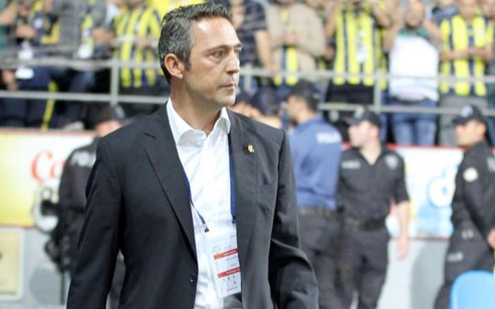 Ali Koç ihaneti açıkladı! Fenerbahçe'nin soyunma odasına halı serip...
