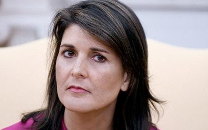 Nikki Haley'in istifasına en çok İsrail üzüldü