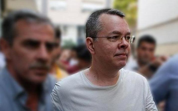 Rahip Brunson serbest kalacak iddiasına ABD'den yanıt!