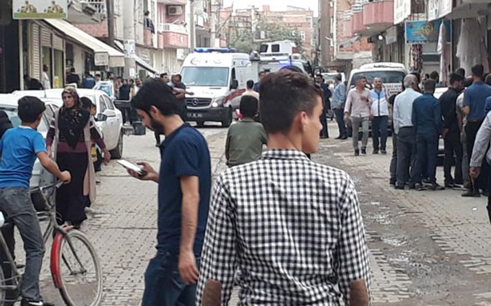 Diyarbakır'da silahlı çatışma! Yaralılar var