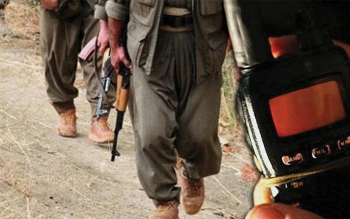 PKK'lı teröristlerden 'Öldük, bittik' itirafı!