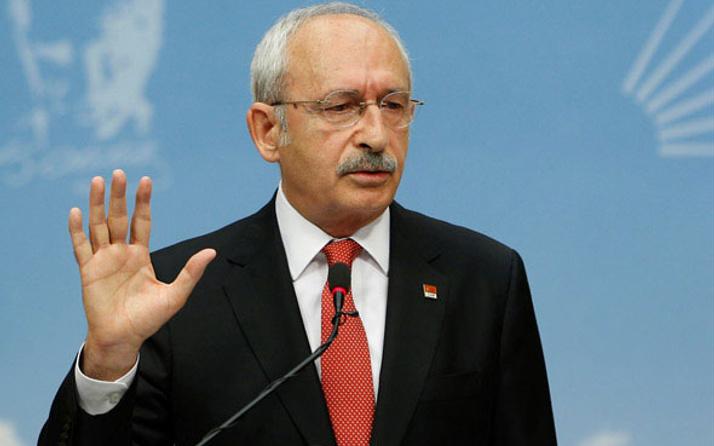 Kemal Kılıçdaroğlu hükümete sitem etti beni dikkate almıyorlar