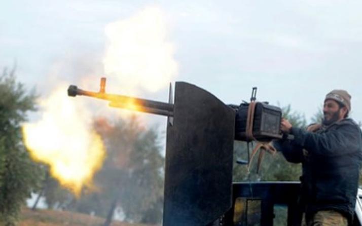 Çatışma çıktı! PKK taciz etti ÖSO gereken cevabı verdi...