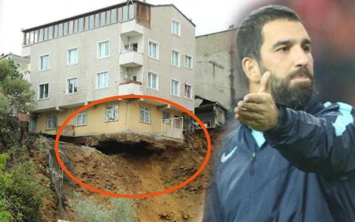 Arda Turan'a bir darbe de Sütlüce'deki o evin sahiplerinden geldi! Aramamış bile...