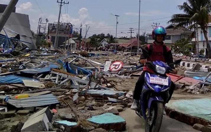 Endonezya'da yeni bir deprem daha oldu