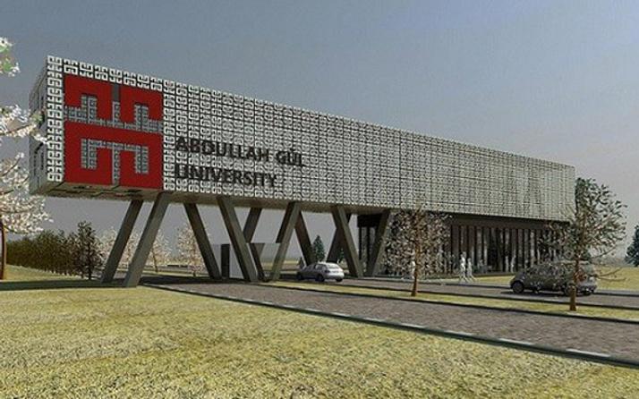 Abdullah Gül Üniversitesinden büyük başarı! Almanya ve İngiltere'de kapak oldu