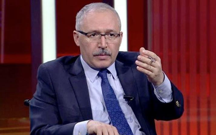 Abdulkadir Selvi şaşırdım deyip AK Parti'de gördüğü manzarayı anlattı!