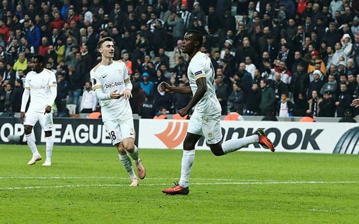 Samatta Beşiktaş'a önerilmiş, kimse oralı olmamış
