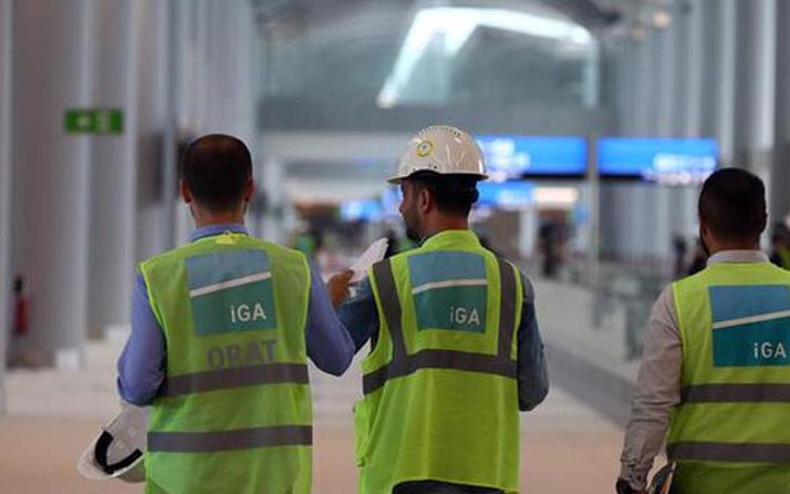 Yeni havalimanı iş başvurusu yapma İGA sayfası-başvuru formu