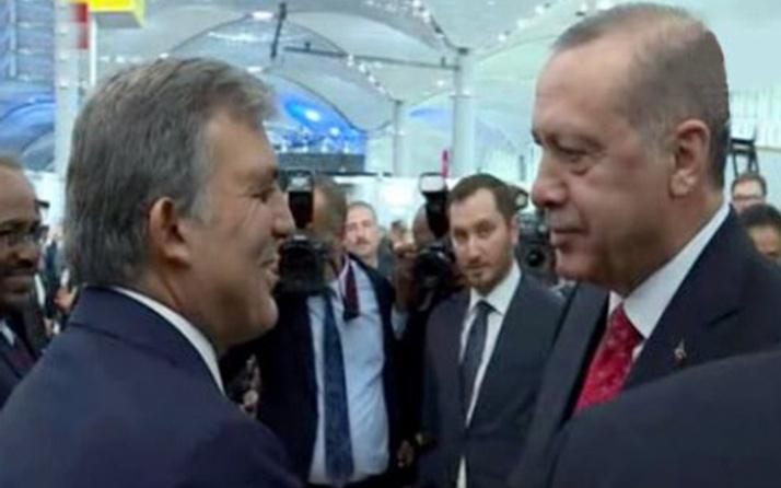 Abdullah Gül İstanbul  Havalimanı açılışına katıldı