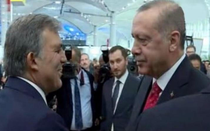 Abdulllah Gül İstanbul Havalimanı'nın açılışında