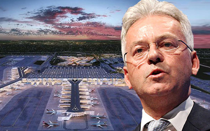 İngiliz Bakandan Yeni Havalimanı için dikkat çeken sözler