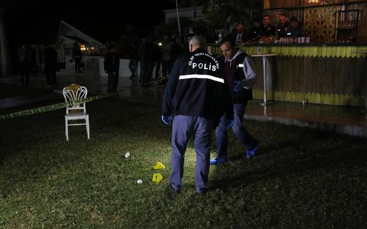 Adana'da düğünde silahlar konuştu