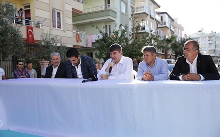 Başkan Türel vatandaşların talebini kırmadı