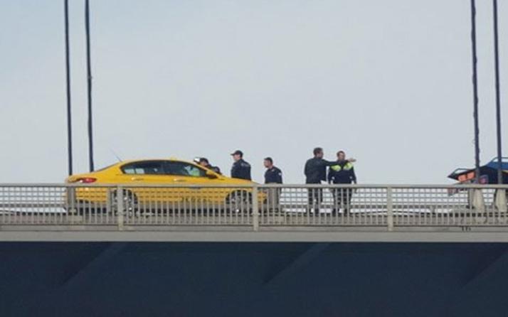 İşte FSM'den atlayan taksicinin son durumu!