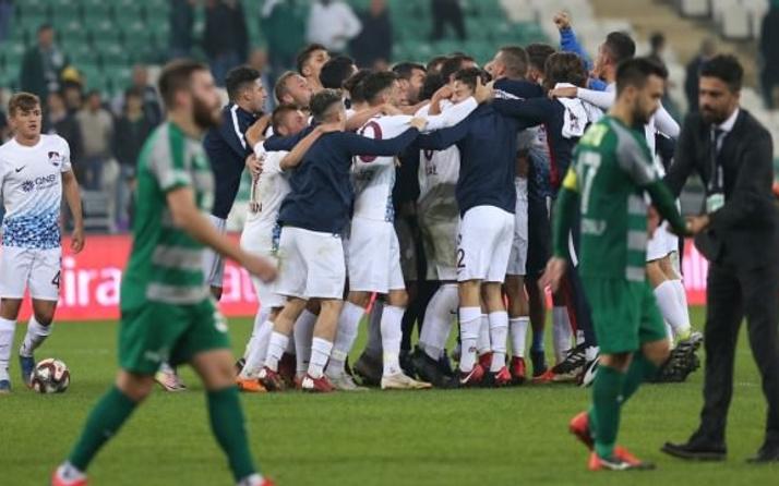Süper Lig ekipleri kupaya veda etti