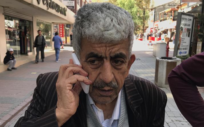 Dolandırıcılara 55 bin lira verdi polise parola sordu