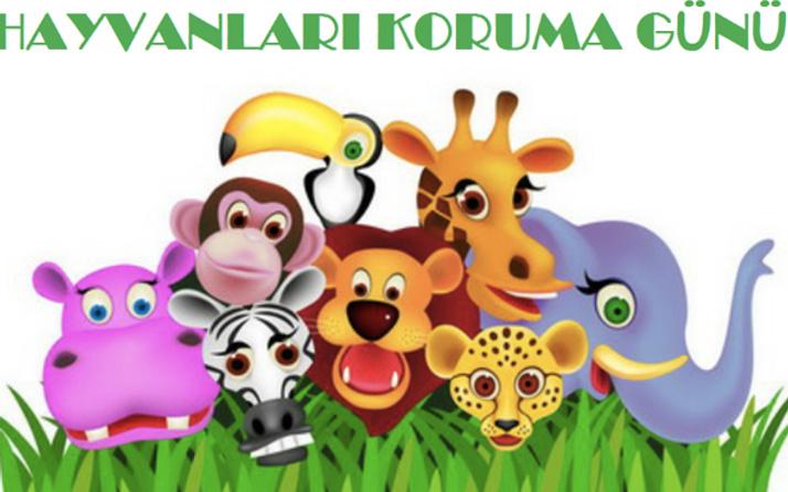 Hayvanları koruma günü ne zaman pano 2018-tarihi
