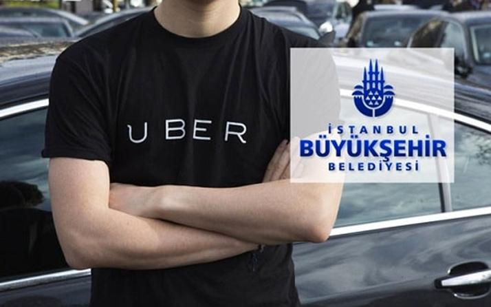 İBB, Uber'i ortadan kaldıracak hamleye hazırlanıyor