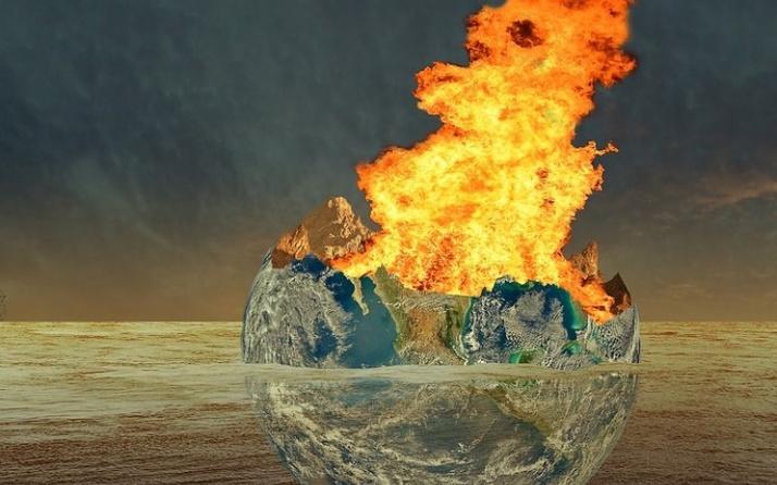 IPCC küresel ısınma raporu ürküttü! Kıtlık, kasırga, nesillerin bitişi