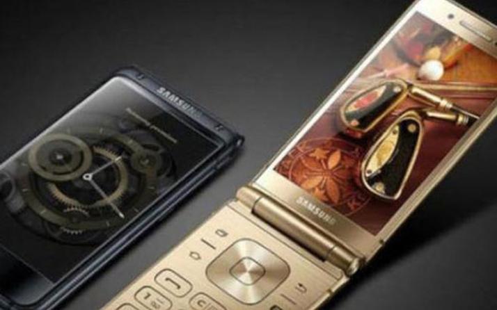 Katlanabilir Samsung W2019'un görüntüleri ifşa oldu!