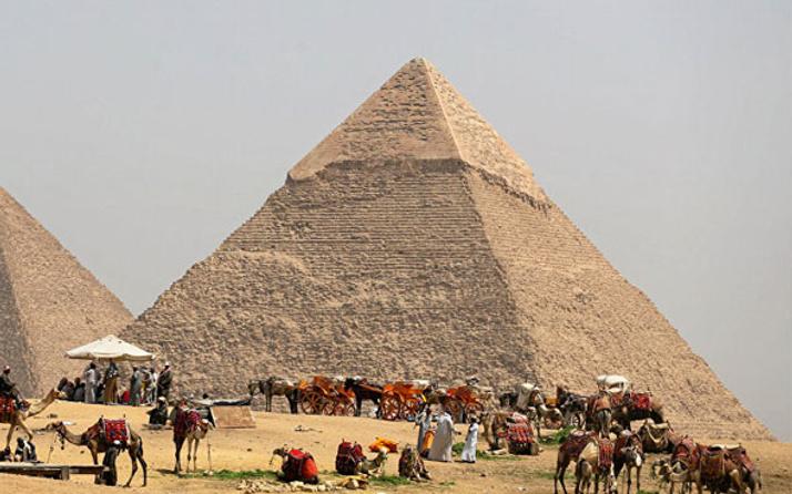 4500 yıl önce inşa edilmiş Büyük Piramidin sistemi keşfedilmiş olabilir!