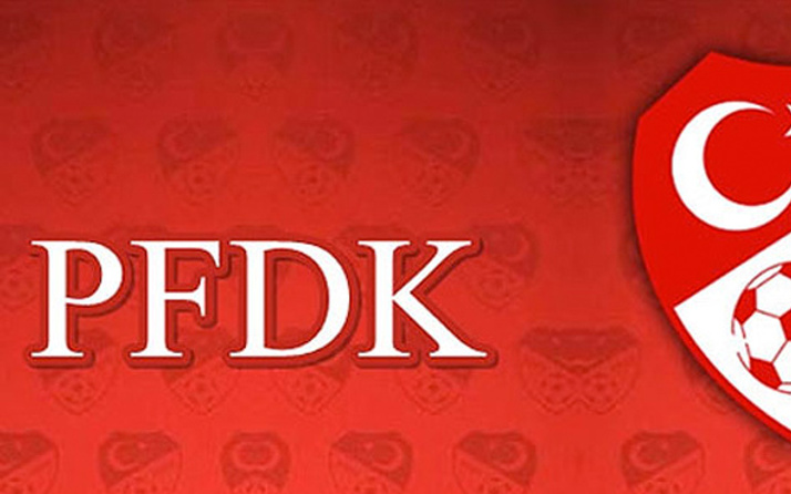 PFDK'dan 7 Süper Lig ekibine ceza