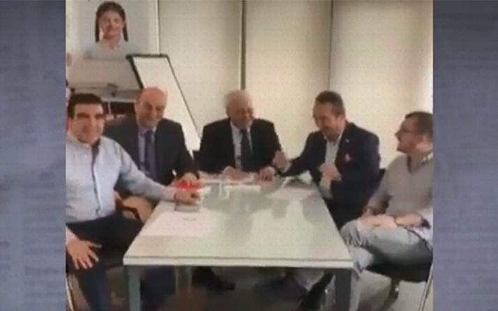 Fuat Uğur CHP kurmaylarını ti'ye aldı