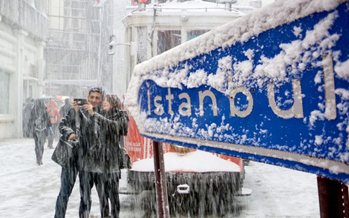Meteoroloji uyardı: Kar ve fırtına geliyor