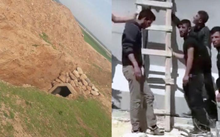 PKK'yı korku sardı sınır hattında bakın ne yapıyorlar?