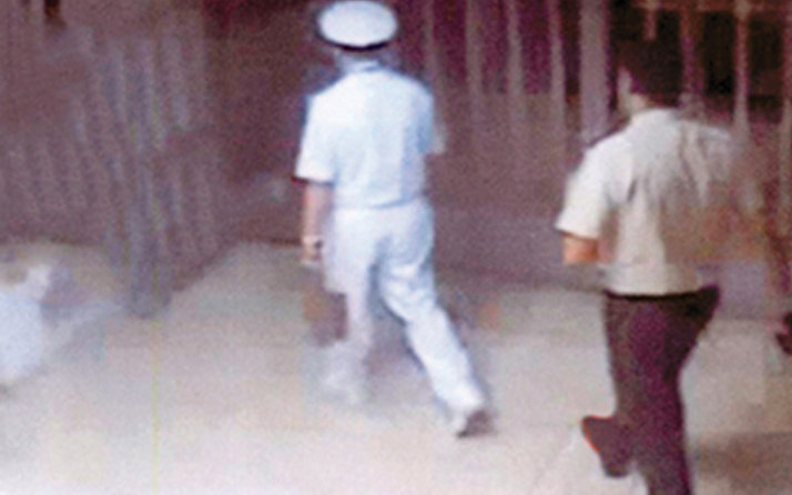 FETÖ'cü eski yüzbaşı cezaevinde cinsel ilişkiye girerken basıldı