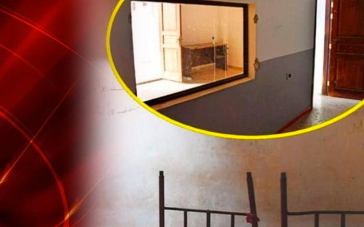 Terör örgütü PKK'nını Afrin'deki işkence odaları ortaya çıktı